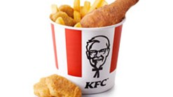 Find Take Aways || KFC Streetwise Bucket for 1 Nuggets