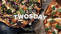 Find Take Aways || Col' Cacchio I Love Twosday