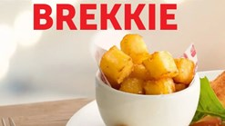 Find Take Aways || Wimpy Hash Cube Brekkie
