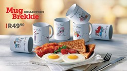 Find Takeaways || Wimpy Mug Collector Brekkie