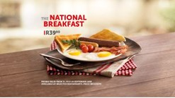 Find Takeaways || Wimpy National Breakfast