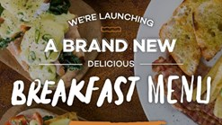 Find Takeaways || Primi Breakfast Menu