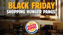 Find Take Aways || Burger King - Black Friday Specials