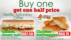 Find Take Aways || Sandwich Baron Great Deals