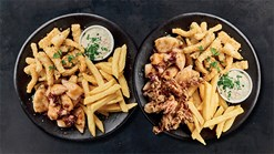 Find Takeaways || CTFM Calamari Promotion