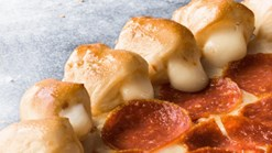 Find Take Aways || Pizza Hut - Cheesy Bites Deal