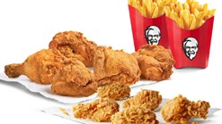 Find Take Aways || KFC - Dinner Deal