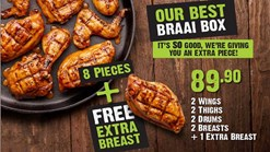 Find Take Aways || Zebro's - Best Braai Box Deal