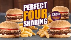 Find Takeaways || Steers Perfect Four Sharing Deal