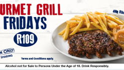 Find Take Aways || John Dory's Friday Gourmet Grill Deals
