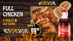 Find Takeaways || Chesa Nyama Full Chicken Special Deal