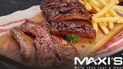 Find Take Aways || Maxi's - Grand Grill Special Deal