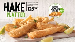 Find Take Aways || Fishaways - Hake Platter Promotion