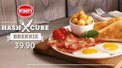 Find Take Aways || Wimpy - Hash Cube Brekkie