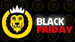 Find Take Aways || Hungry Lion Black Friday 2018 Deals