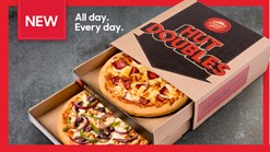 Find Take Aways || Pizza Hut - Hut Doubles Special Deal