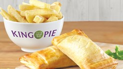 Find Take Aways || King Pie - Kiddie's Meal Promo
