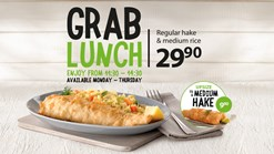 Find Take Aways || Fish Aways - Grab Lunch Special Deal