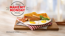 Find Take Aways || Wimpy Make my Monday