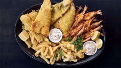 Find Takeaways || Cape Town Fish Market Platter Promo