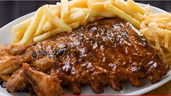 Find Take Aways || Spur DELICIOUSLY MESSY Ribs Deal