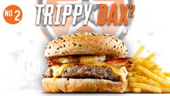 Find Take Aways || RocoMamas Trippy Dax 2 Limited Edition