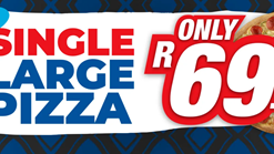 Find Takeaways || Roman's Pizza Deals - Single Large Pizza