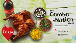 Find Takeaways || Nando's - Combo Nation Deal