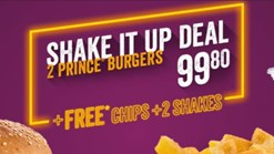 Find Take Aways || Steers Shake Up Deals