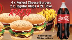 Burger Perfect - Sharing Deal