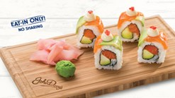 Find Take Aways | John Dory's Half Price Sushi Wednesdays