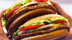 Find Takeaways || Burger King - 2 Whoppers Deal