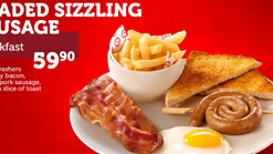 Find Takeaways || Wimpy Breakfast Special