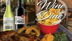 Find Take Aways || Mimmos - Wine & Dine Special offer