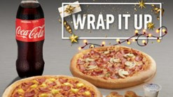 Find Take Aways || Domino's Pizza - Wrap it Up Deal